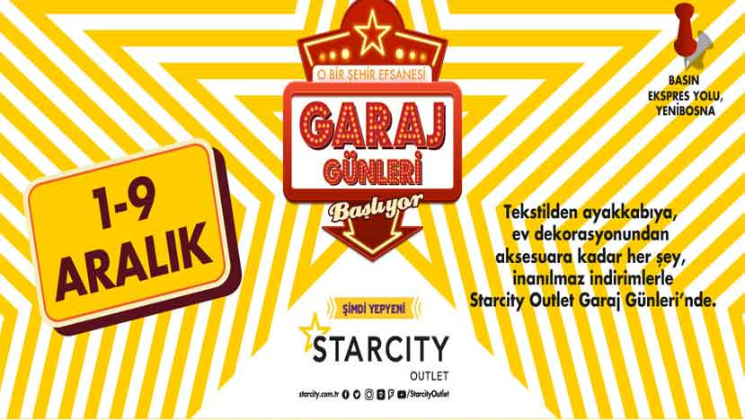 starcity outlet 2018